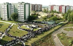 Волгодонск. 16 сентября