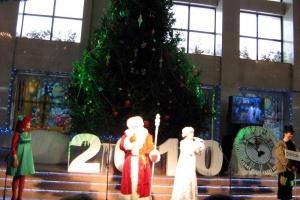 Новый год — 2010
