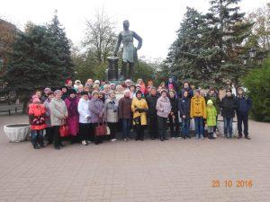участники проекта «Спешите делать добро» РОО «Волга-Дон», поддержанного АО НИАЭП побывали с экскурсией в городе Азове