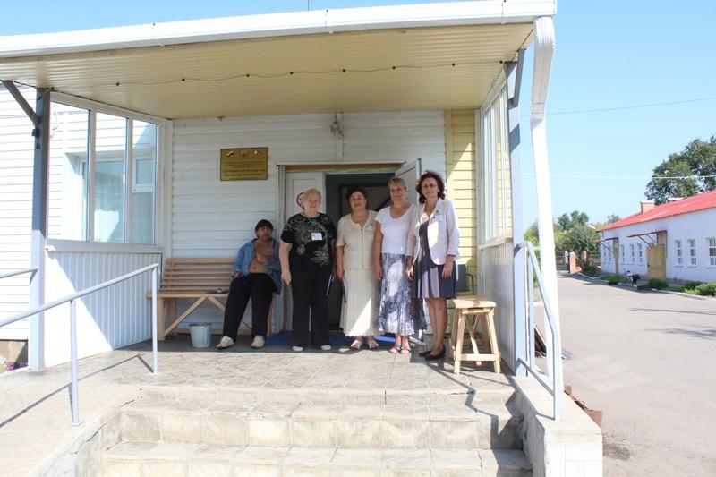 Тагильский пансионат для инвалидов и престарелых